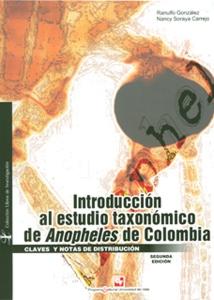 Introducción al estudio taxonómico de Anopheles de Colombia. Claves y notas de distribución