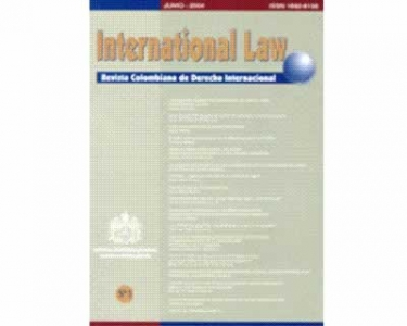 International Law - Revista Colombiana de Derecho Internacional, No. 03