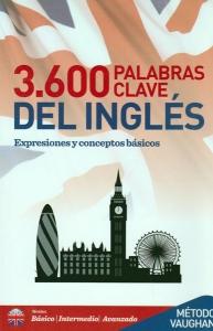 3600 Palabras clave del inglés
