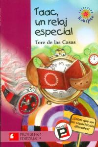 Taac, un reloj especial