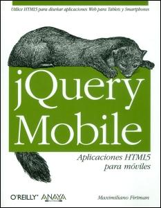 jQuery Mobile. Aplicaciones HTML5 para móviles