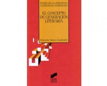El concepto de generación literaria