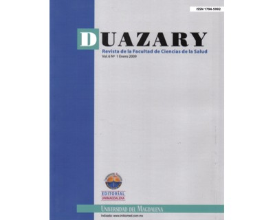 Duazary. Vol. 6 No. 1