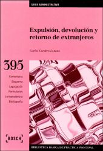 Expulsión, devolución y retorno de extranjeros