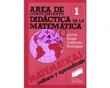 Área de conocimiento. Didáctica de la matemática