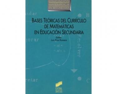 Bases teóricas del currículo de matemáticas en educación secundaria