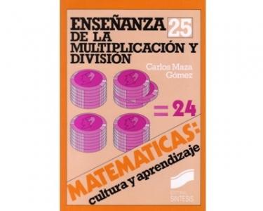 Enseñanza de la multiplicación y división