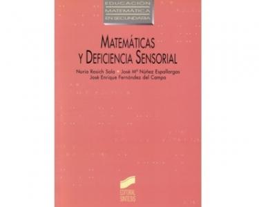 Matemáticas y deficiencia sensorial