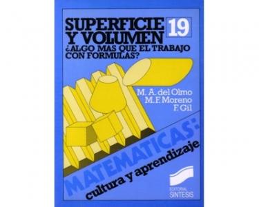 Superficie y volumen. ¿Algo más que el trabajo con fórmulas?