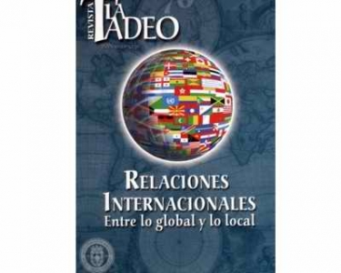 La Tadeo. Relaciones Internacionales entre lo global y lo local