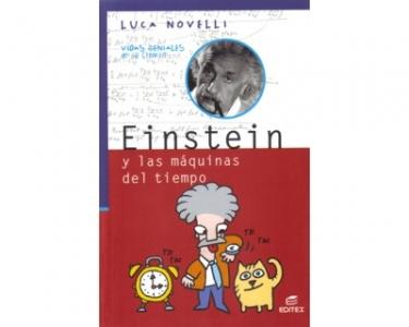 Einstein y las máquinas del tiempo