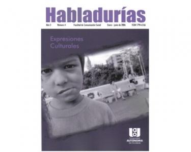Habladurías No. 4. Expresiones culturales