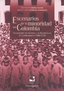 Escenarios de la minoridad en Colombia. Los juzgados de menores y la beneficencia de Cundinamarca 1900-1930