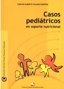 Casos pediátricos en soporte nutricional