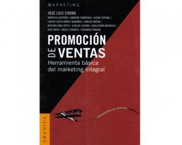 Promoción de ventas. Herramienta básica del marketing integral