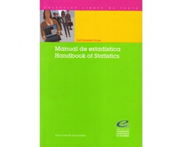 Manual de estadistica / Handbook of Statistics