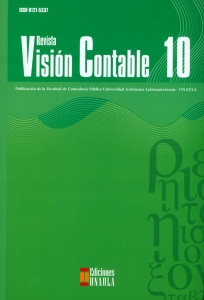 Revista visión contable No. 10