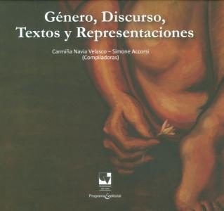 Género, Discurso, Textos y representaciones