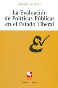 La evaluación de políticas públicas en el Estado Liberal