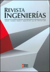 Revista ingenierías. No 4