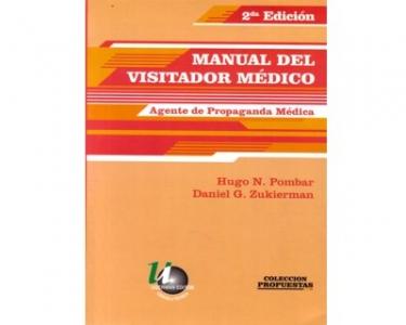 Manual del visitador médico. Agente de propaganda médica