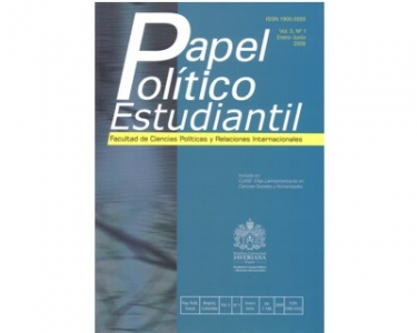 Papel Político Estudiantil. Vol. 5 No. 1