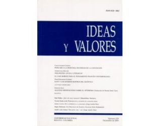 Ideas y Valores. Revista Colombiana de Filosofía. No. 129