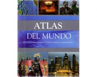 Atlas del mundo. El fascinante planeta Tierra: países y continentes