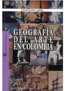 Geografía del arte en Colombia