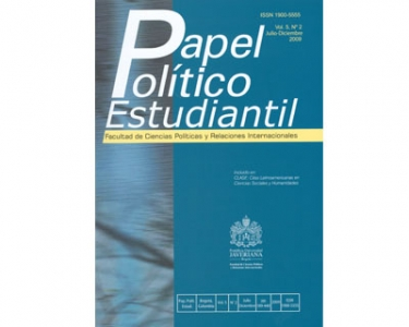 Papel Político Estudiantil. Vol 5. No. 2
