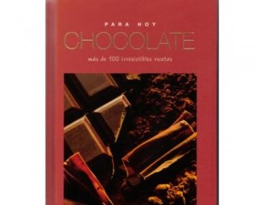 Para hoy chocolate