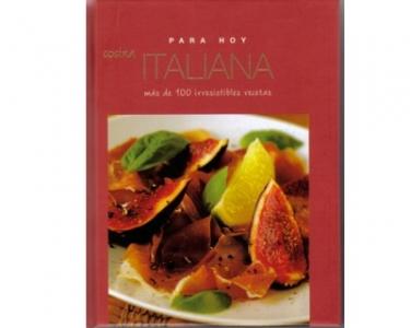 Para hoy cocina italiana