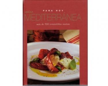 Para hoy cocina mediterránea