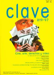 Revista Clave 019-97. No. 4. Cine, arte, derechos y video. (Incluye CD)
