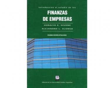 Introducción al estudio de las finanzas de empresas