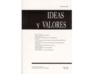Ideas y Valores. Revista Colombiana de Filosofía. No. 106