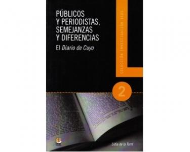Públicos y periodistas, semejanzas y diferencias. El diario de Cuyo