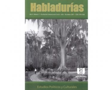 Habladurías No. 7. Estudios políticos y culturales