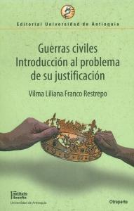 Guerras civiles. Introducción al problema de su justificación