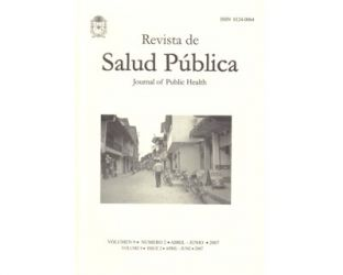Revista de Salud Pública Vol. 9 No. 2