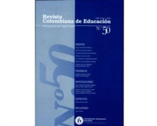 Revista Colombiana de Educación No. 50