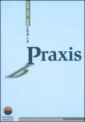 Revista Praxis No. 8
