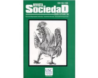Revista Sociedad No. 8