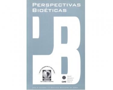 Revista Perspectivas bioéticas Año 9 No. 17