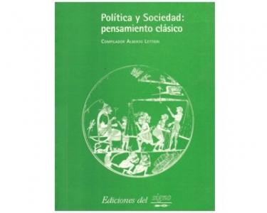 Política y Sociedad: pensamiento clásico