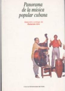 Panorama de la música popular cubana