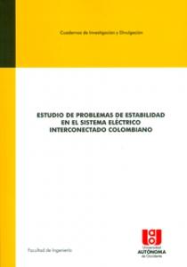 Estudio de problemas de estabilidad en el sistema eléctrico internacional colombiano