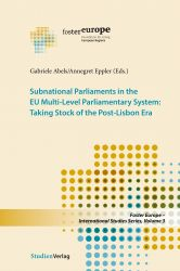 Subnational Parliaments in the EU Multi-Level Parliamentary System. Taking Stock of the Post-Lisbon Era