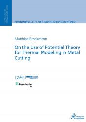 On the Use of Potential Theory for Thermal Modeling in Metal Cutting