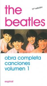 The Beatles. Obra Completa Canciones Volumen 1. 11a edición